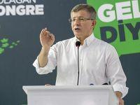 Davutoğlu: Bu kriz yüzde yüz Ankara'da icat edildi