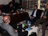 ASRİAD Hakkari Şubesi'nden HGC'ye ziyaret