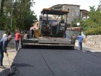 Hakkari belediyesinde asfalt atağı