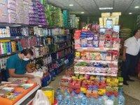 Hakkari'deki marketler denetlendi